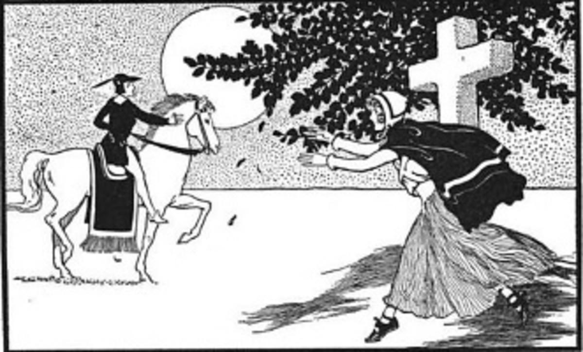Tamlane (Harriet Sabra Wright 1921)