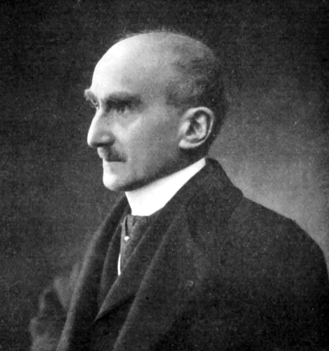 Henry Bergson (1859-1941)