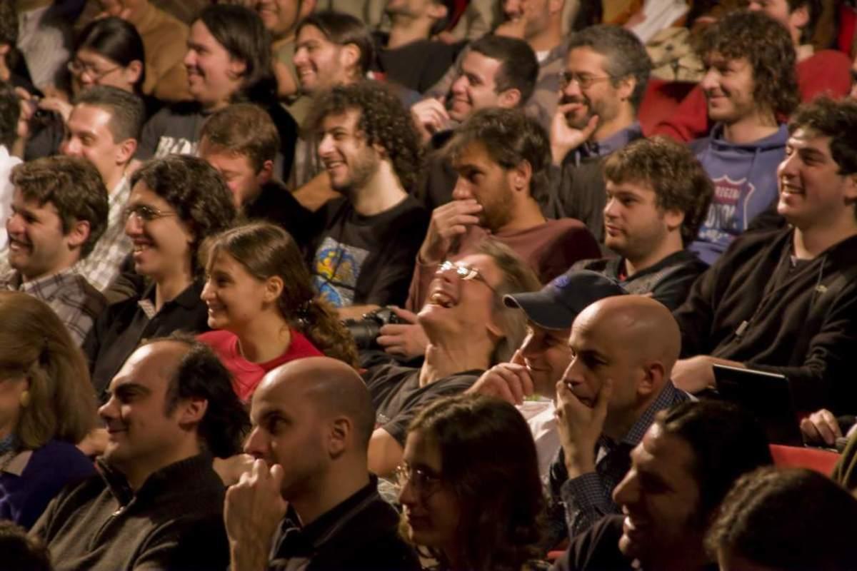 Laughter: A social phenomenon