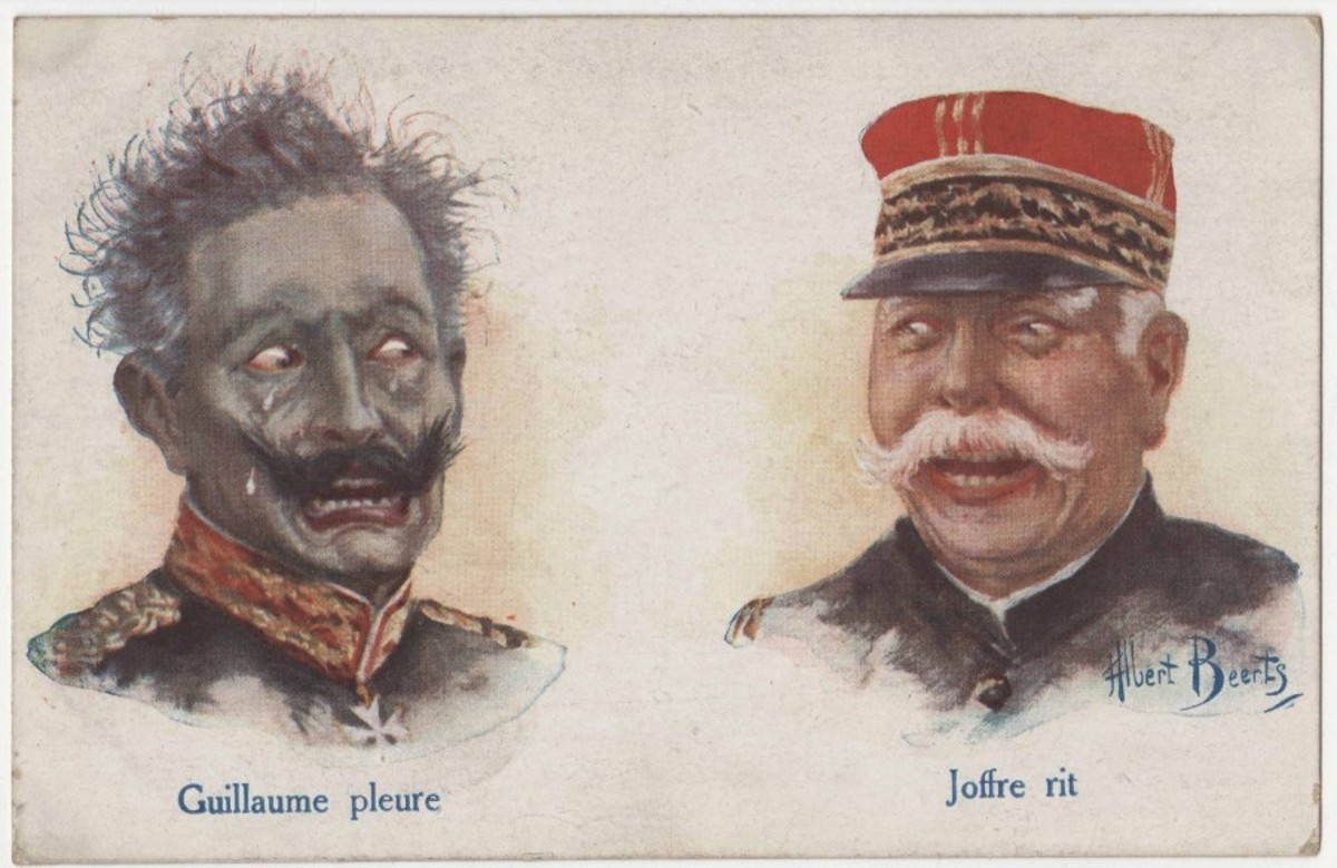 Joffre did get the last laugh in the end, but ignoring intelligence meant that laugh arrived a lot later and at greater cost than it had to.