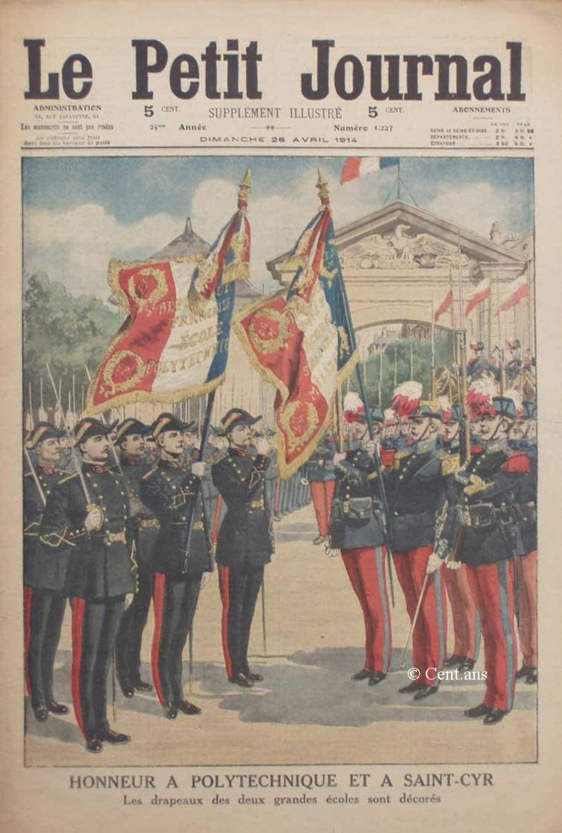 French officers had a rough ride from the Dreyfus Affair to WW1, and then they died.