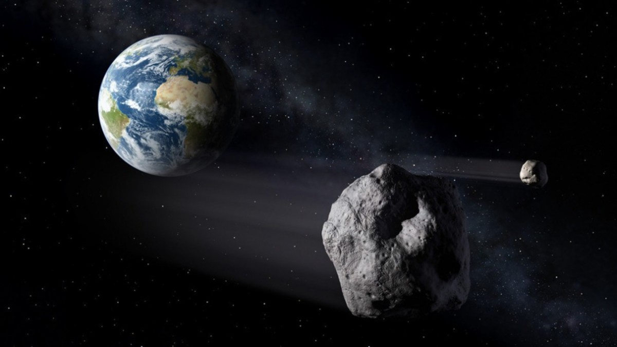 Concerns of asteroids passing close by or actually striking our planet, have become a growing concern among space scientists