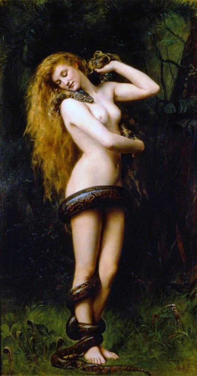 Lilith by John Collier, 1982