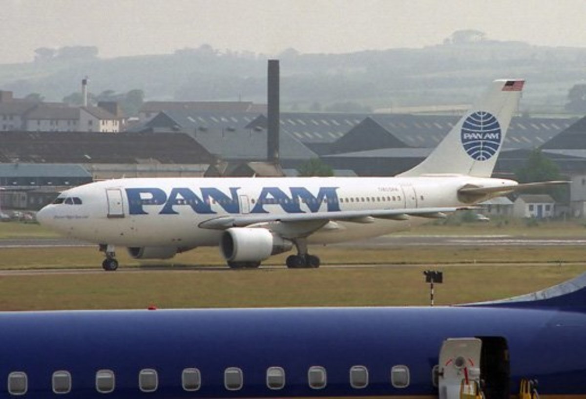 Only 61 of the 396 passenger aboard Pan Am Flight 1736 survived the Tenerife airport disaster.