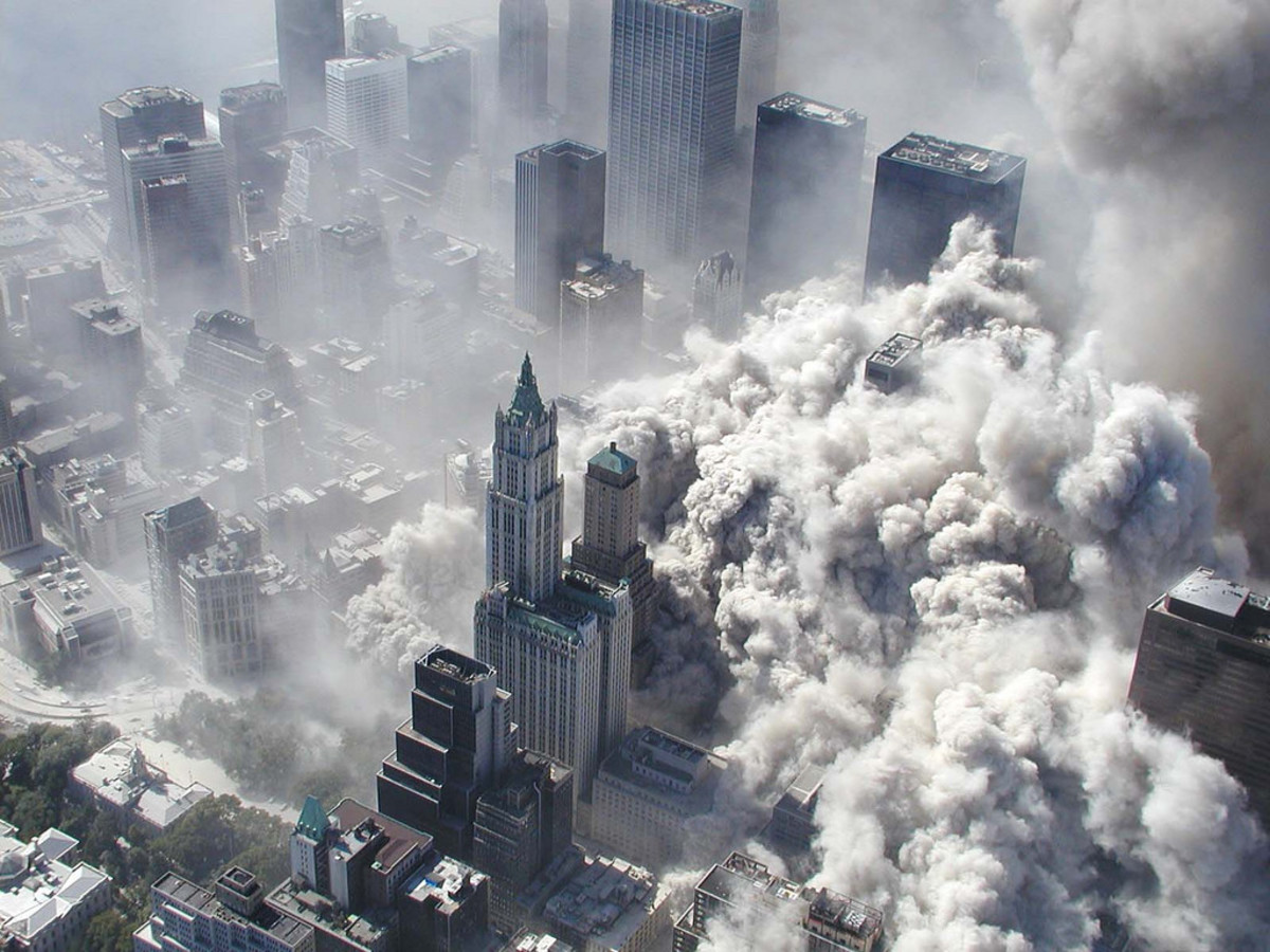 The 9/11 attacks left a deep scar on U.S history.