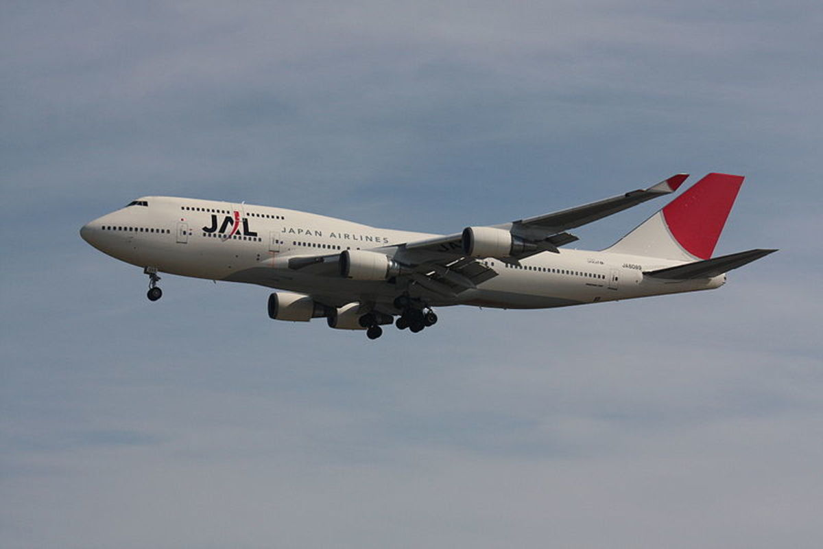 Only 4 people survived the crash of Japan Airlines flight 123.