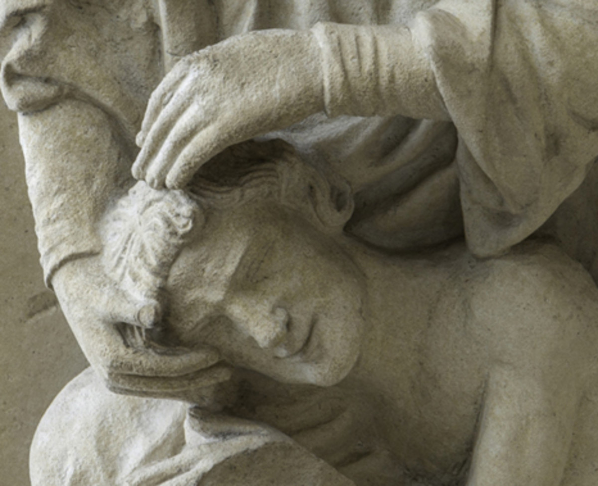 The Creation of Adam, Chartres Cathedral