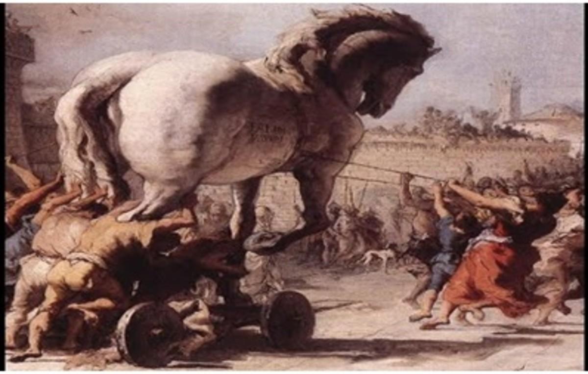 Illiad and Odyssey