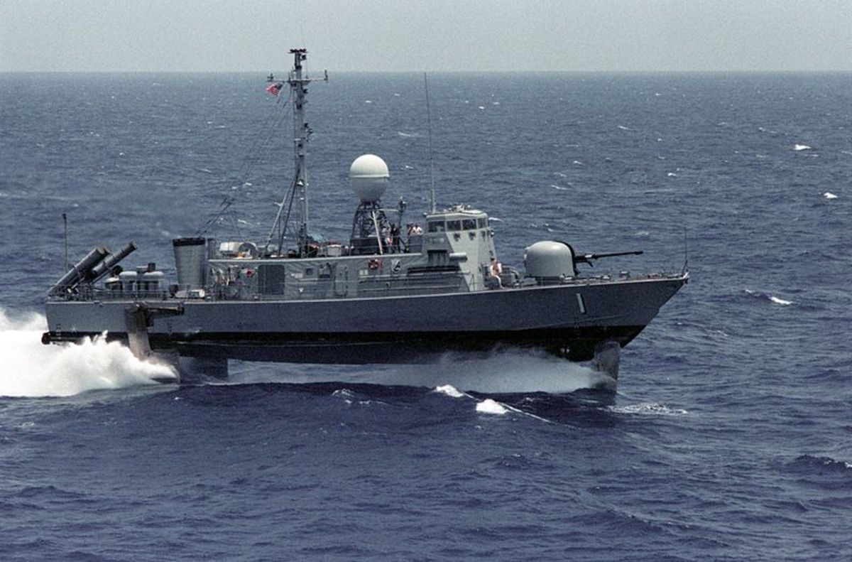 Fastest Navy Ships in the World | Owlcation