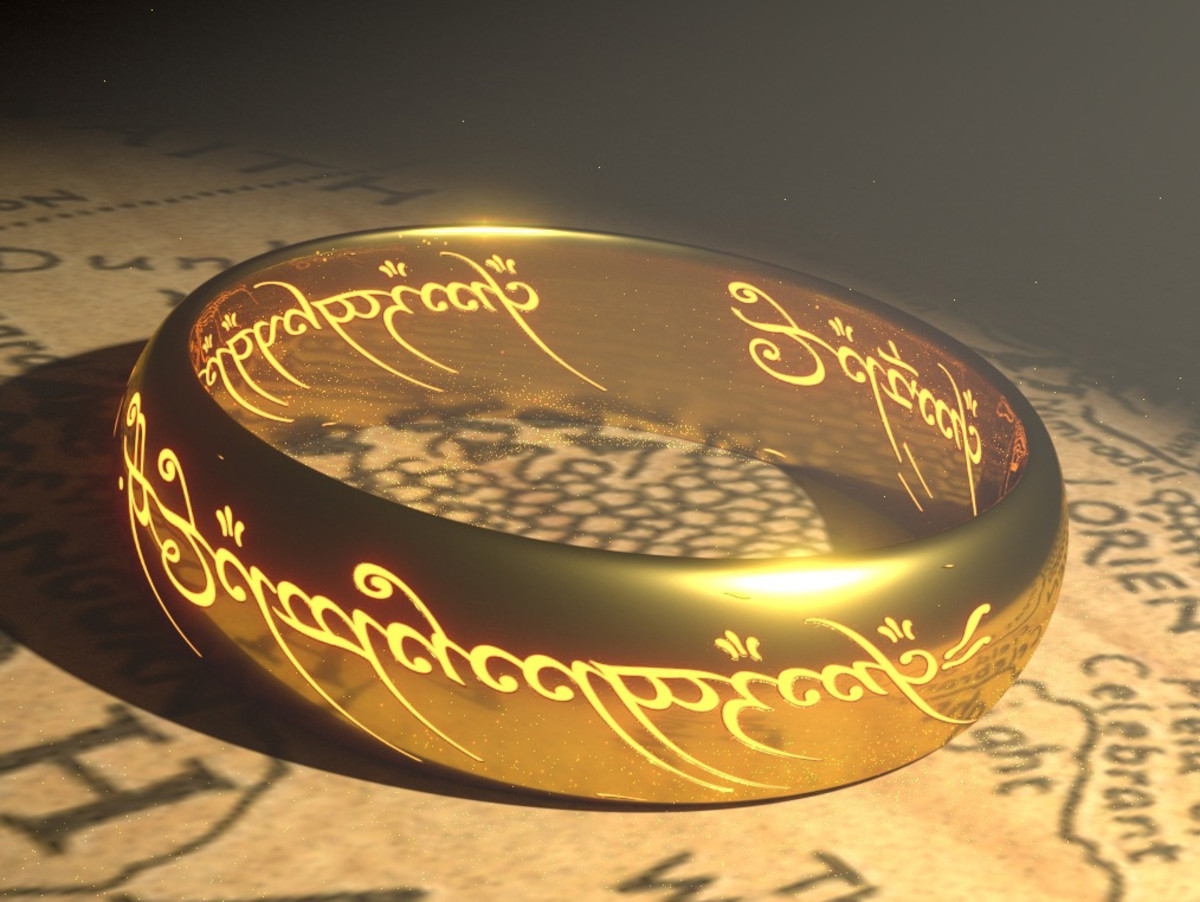 "J. R. R. Tolkien got his idea for the ""one ring"" from Plato's analogy of the ring of Gyges."