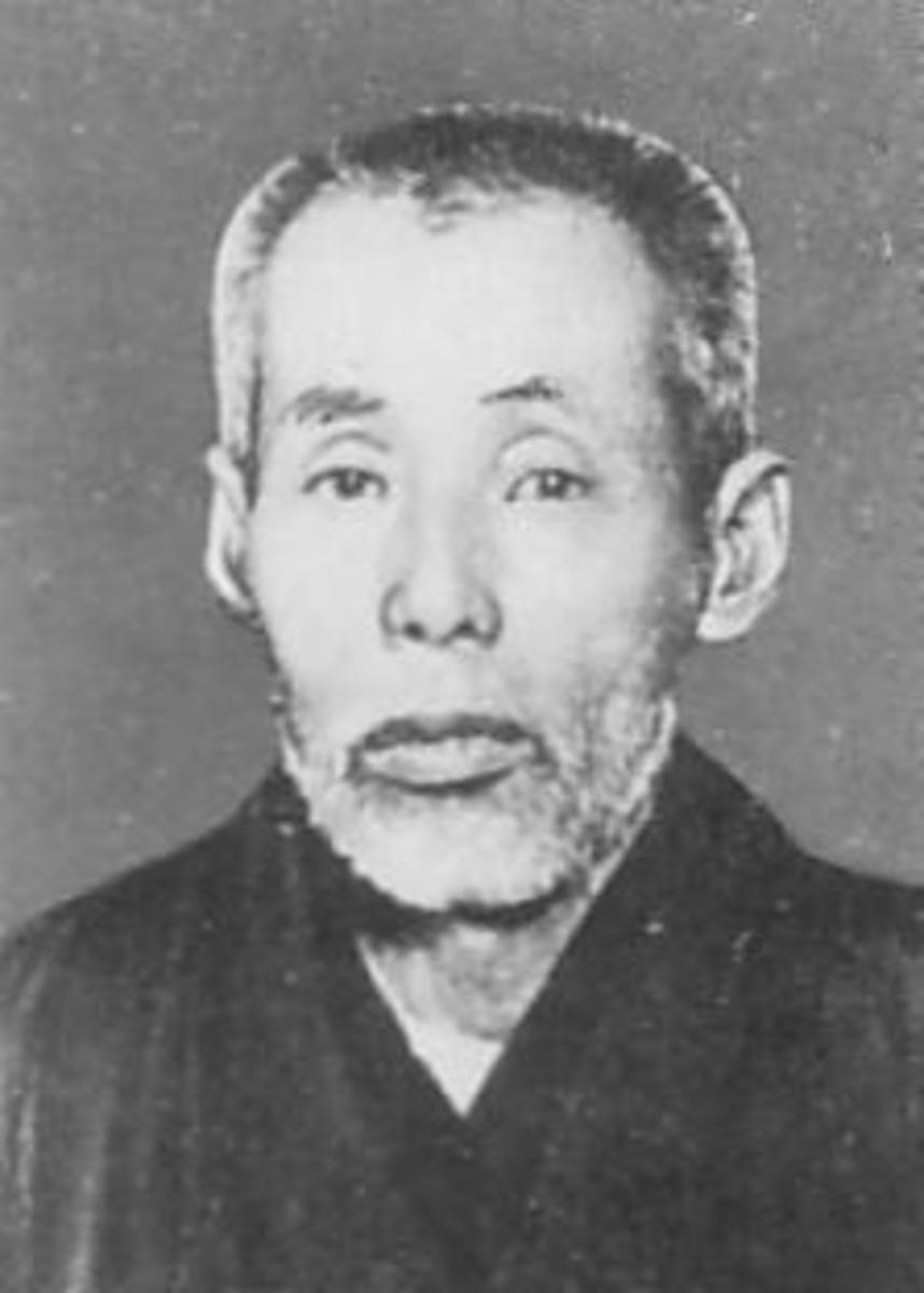 Seikyo Gondo, one of the most important agrarian thinkers.