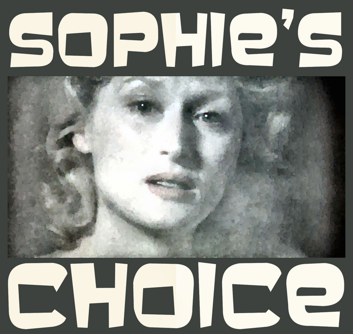William Styron's novel Sophie's Choice became a film in 1982, starring Meryl Streep.