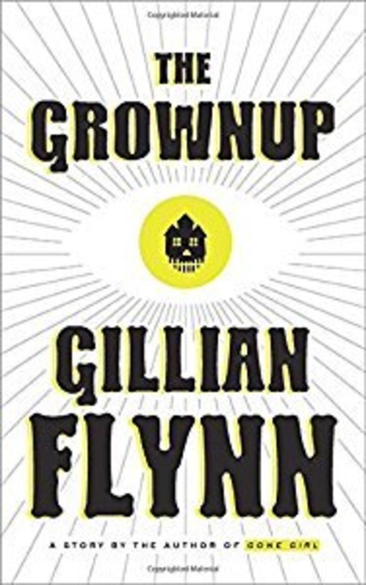 Book Summary: The Grownup by Gillian Flynn