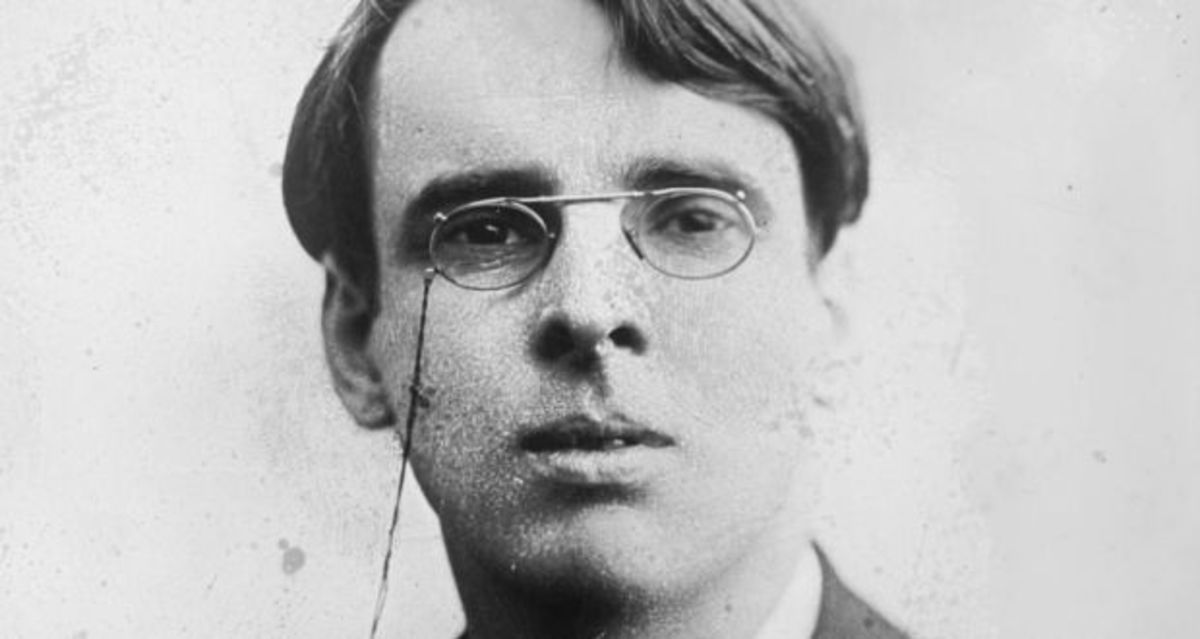 Yeats evoked a strong Irish Identity in his poetry