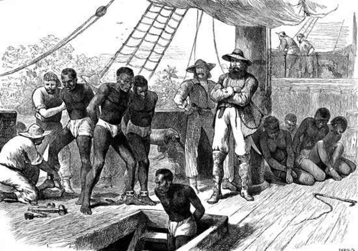 The African Slave Trade - An unfortunate by-product of Las Casas' preaching