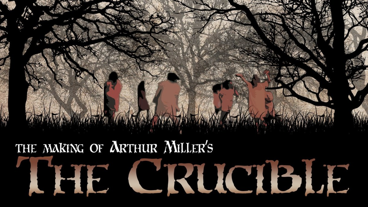 The making of Arthur Miller's The Crucible