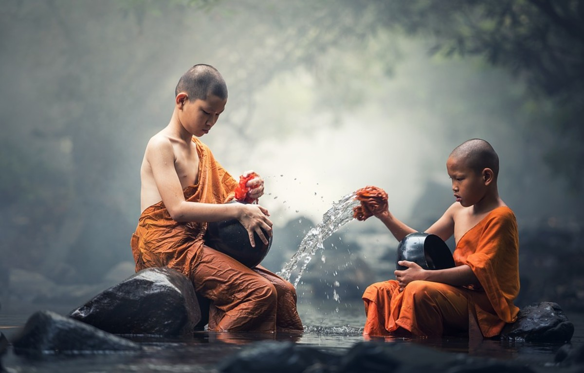 Water has spiritual implications in many cultures and belief systems.