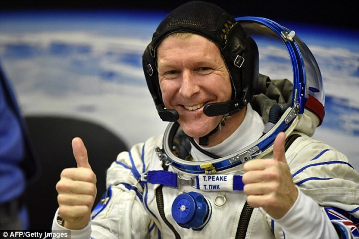 The contributions of psychology help keep astronauts healthy and happy