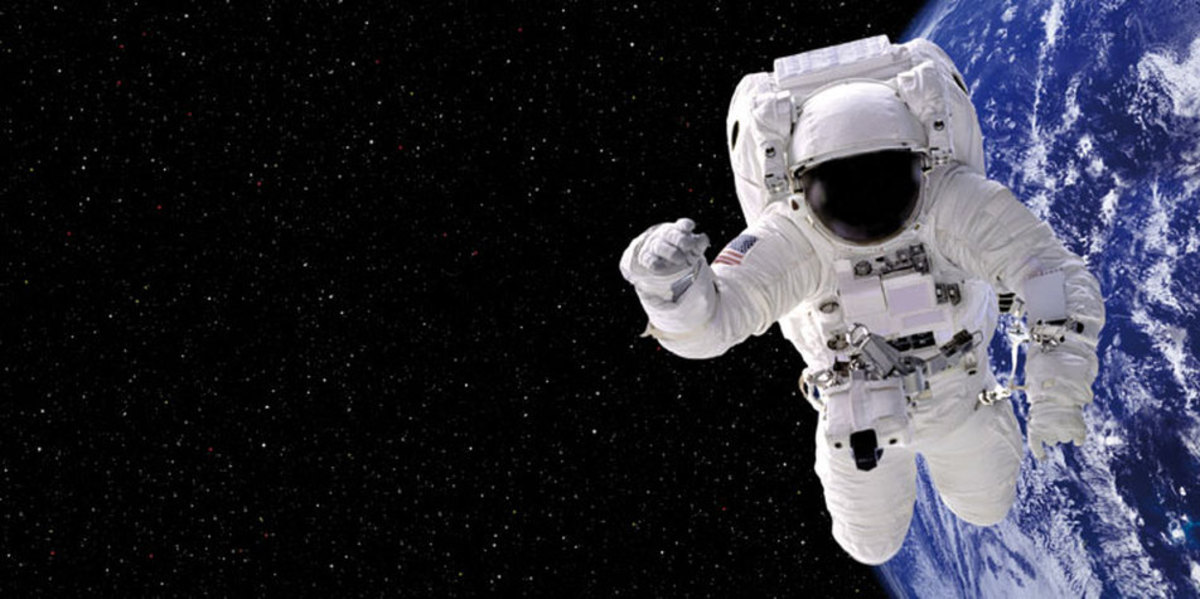 The isolation of spacewalks adds to the stress experienced by astronauts