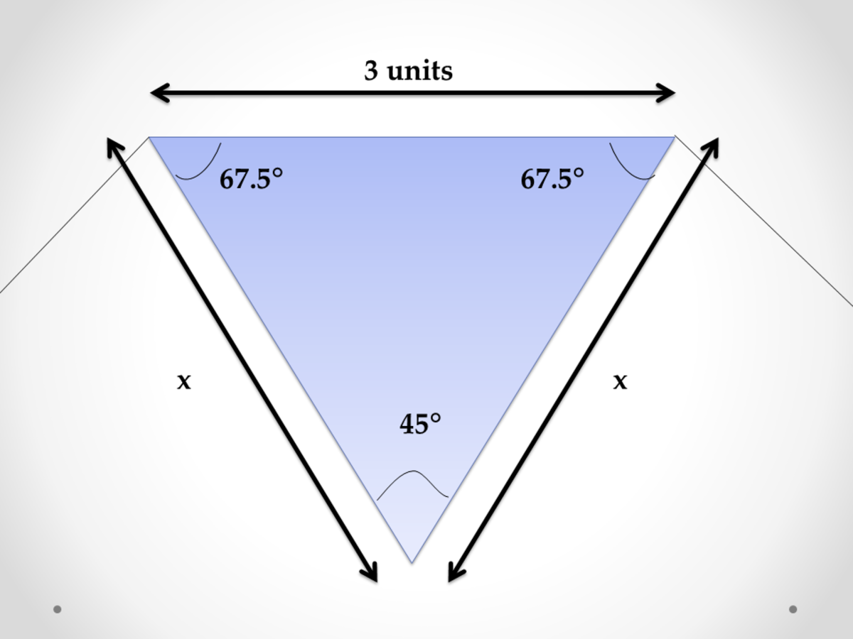 Finding the Area of a Polygon Given a Side in Plane Geometry