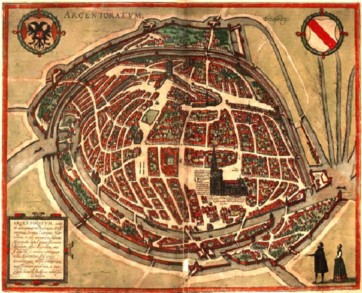 Strasbourg, (France) 1572