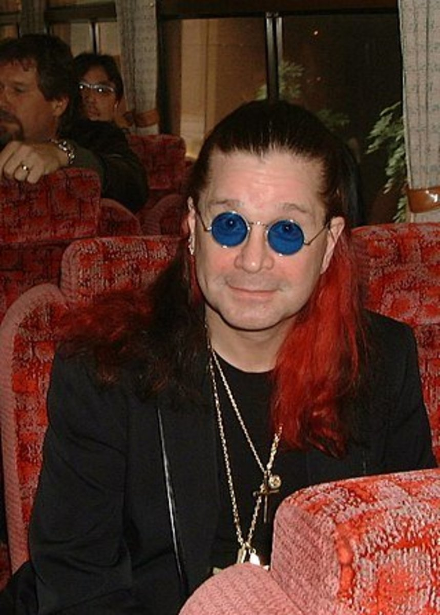John 'Ozzy' Osbourne, the lead vocalist of Black Sabbath is probably the most famous speaker of the Brummie accent. Despite living in the US for many years, he has managed to retain his accent.