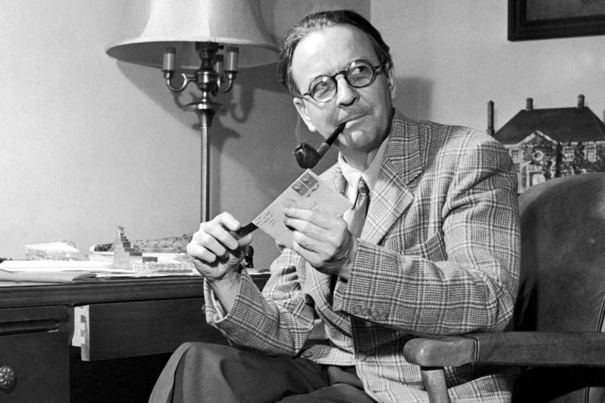 Raymond Chandler, Time & Life Pictures/Getty Image
