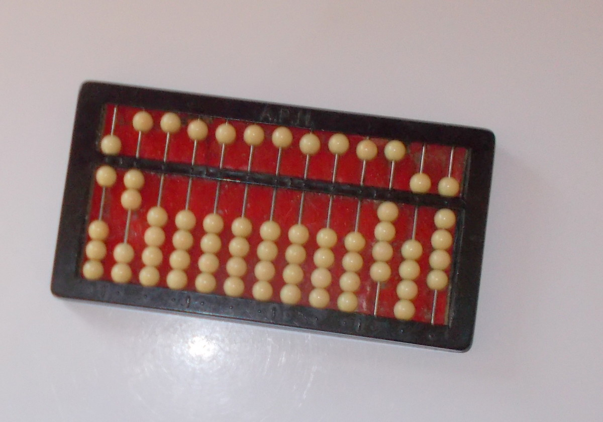 The abacus shows 459\62 in this photo.