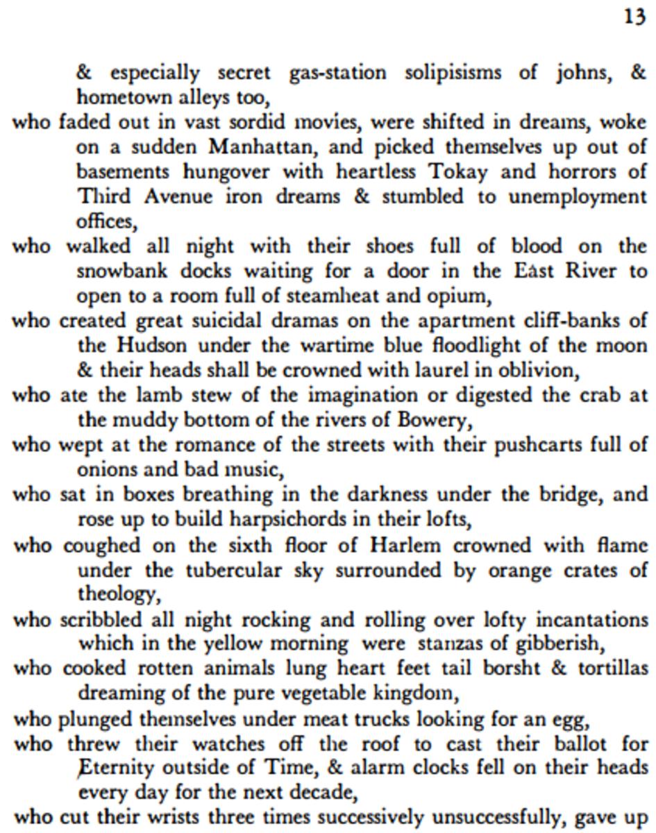 analysis-of-poem-howl-by-allen-ginsberg