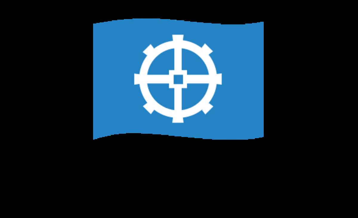The Delmas logo