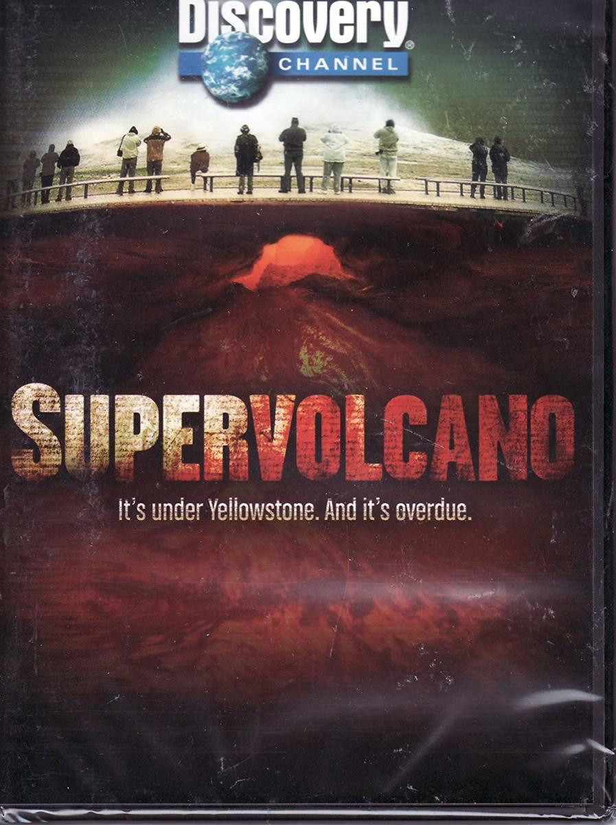 When the Supervolvano Movie was broadcast on the Discovery Channel, they used this title page