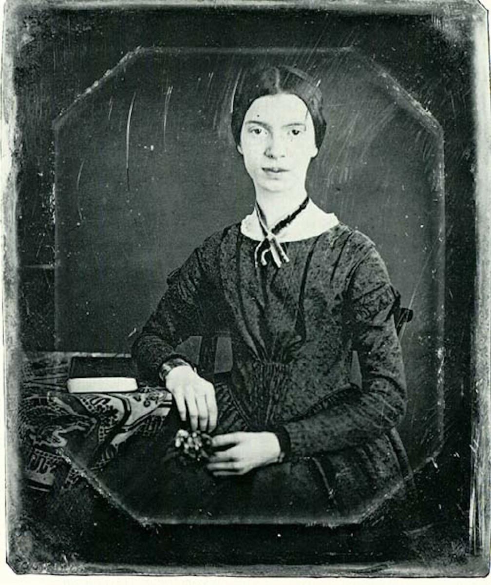 Emily Dickinson at 17