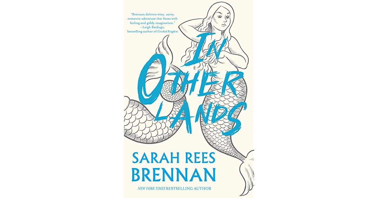 The cover of In Other Lands by Sarah Rees Brennan