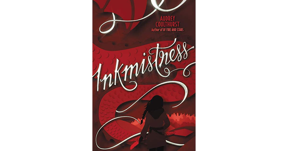 The cover of Inkmistress by Audrey Coulthurst