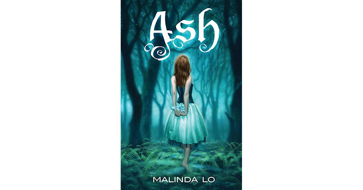 The cover of Ash by Malinda Lo