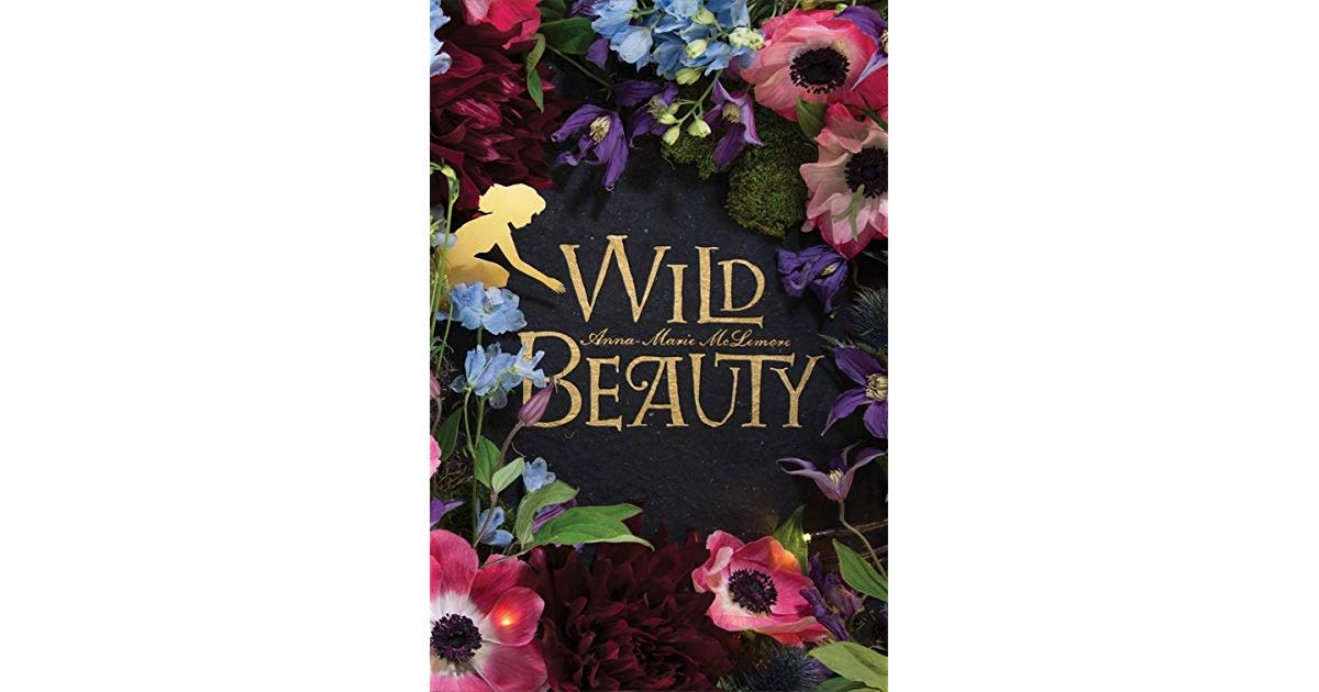 The cover of Wild Beauty by Anna-Marie McLemore