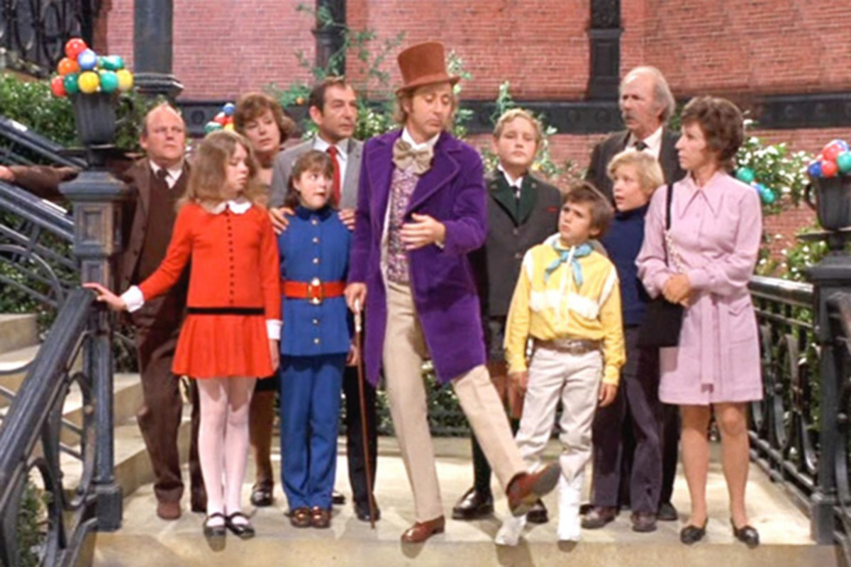 'Willy Wonka and the Chocolate Factory' (1971)