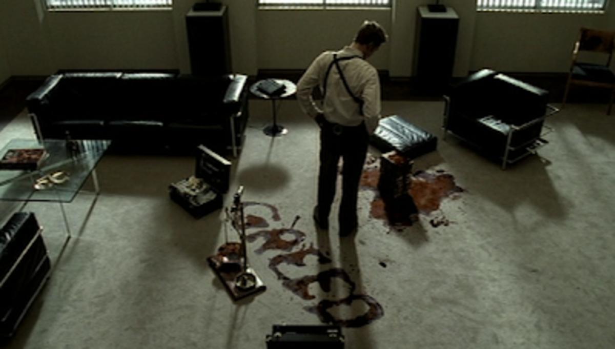 Scene from 'Se7en' (1995)
