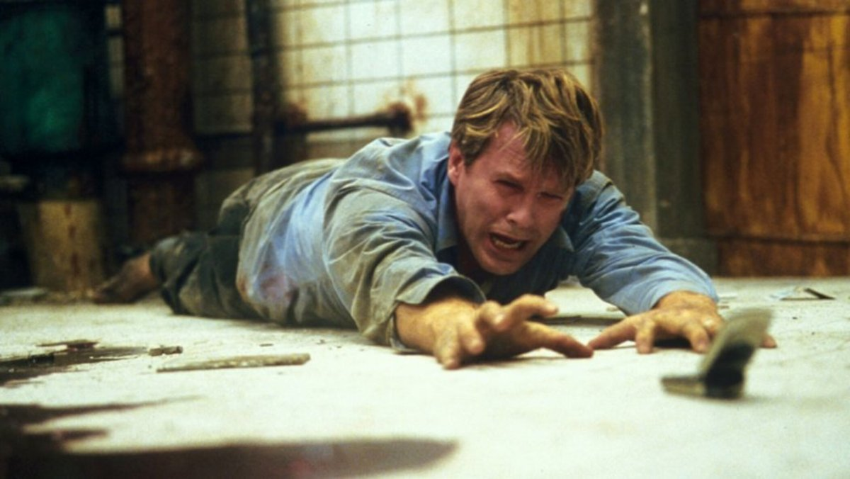 Scene from 'Saw' (2004)