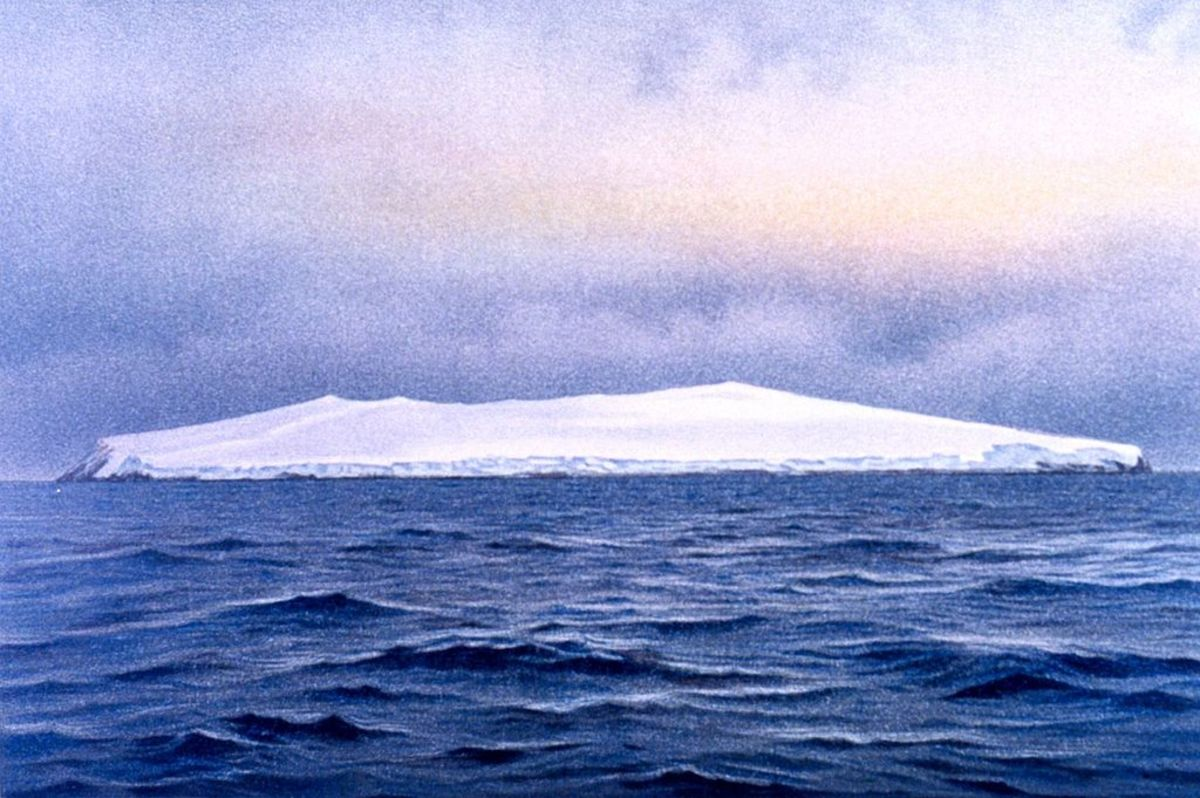 Bouvet Island is the world's remotest island