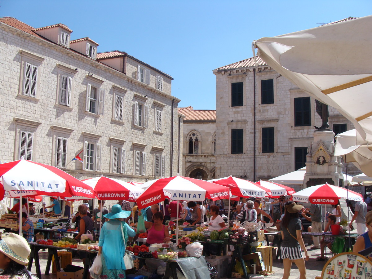 Don't be shy - Even if you are not fluent in Italian, using a few words with the locals will help break the ice.