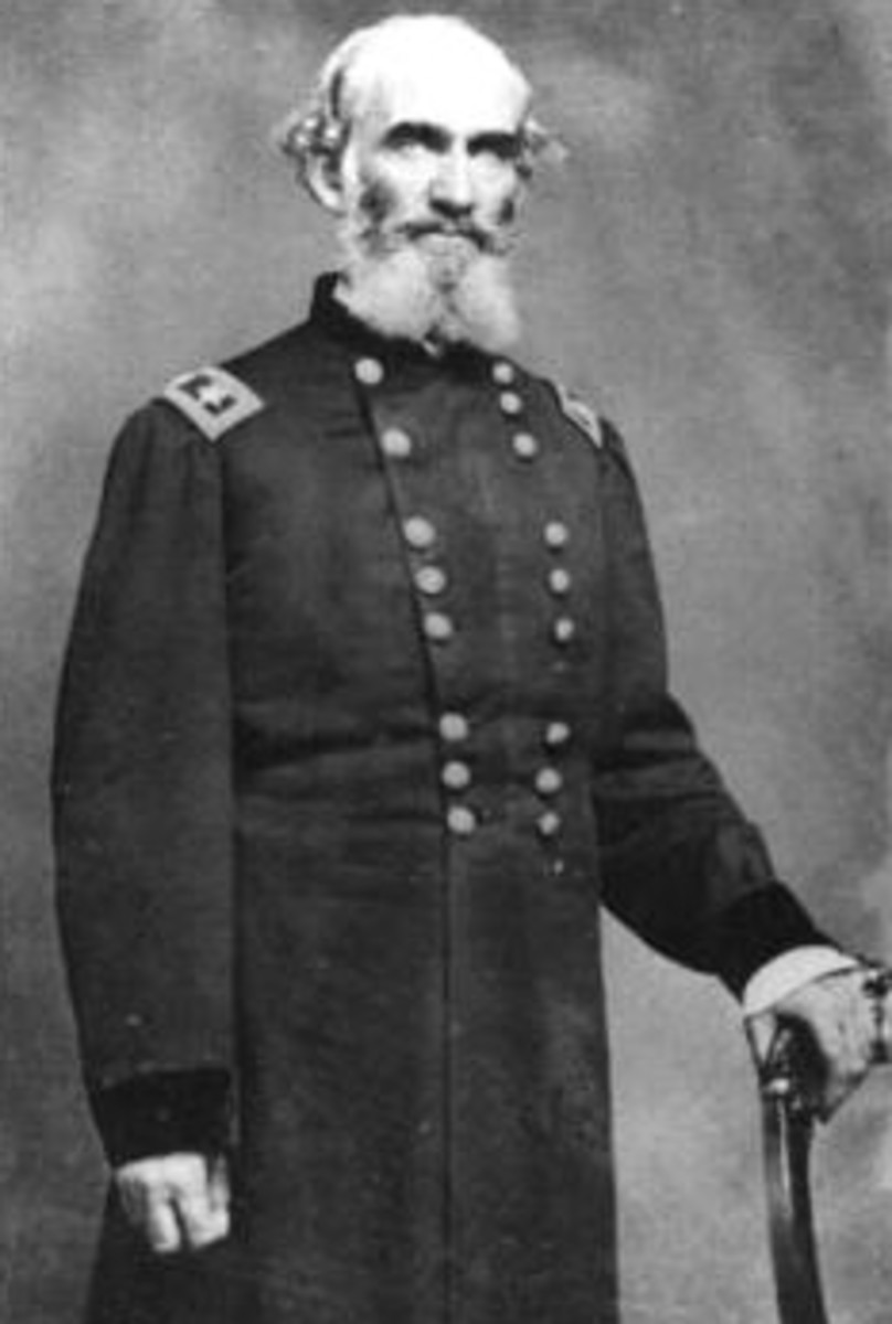 Major General Andrew Jackson Smith.