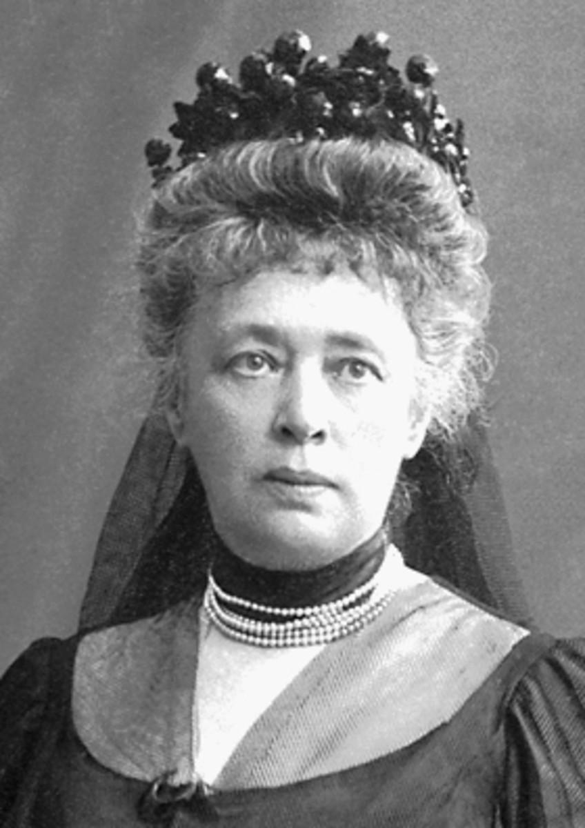 Bertha von Suttner c.1906