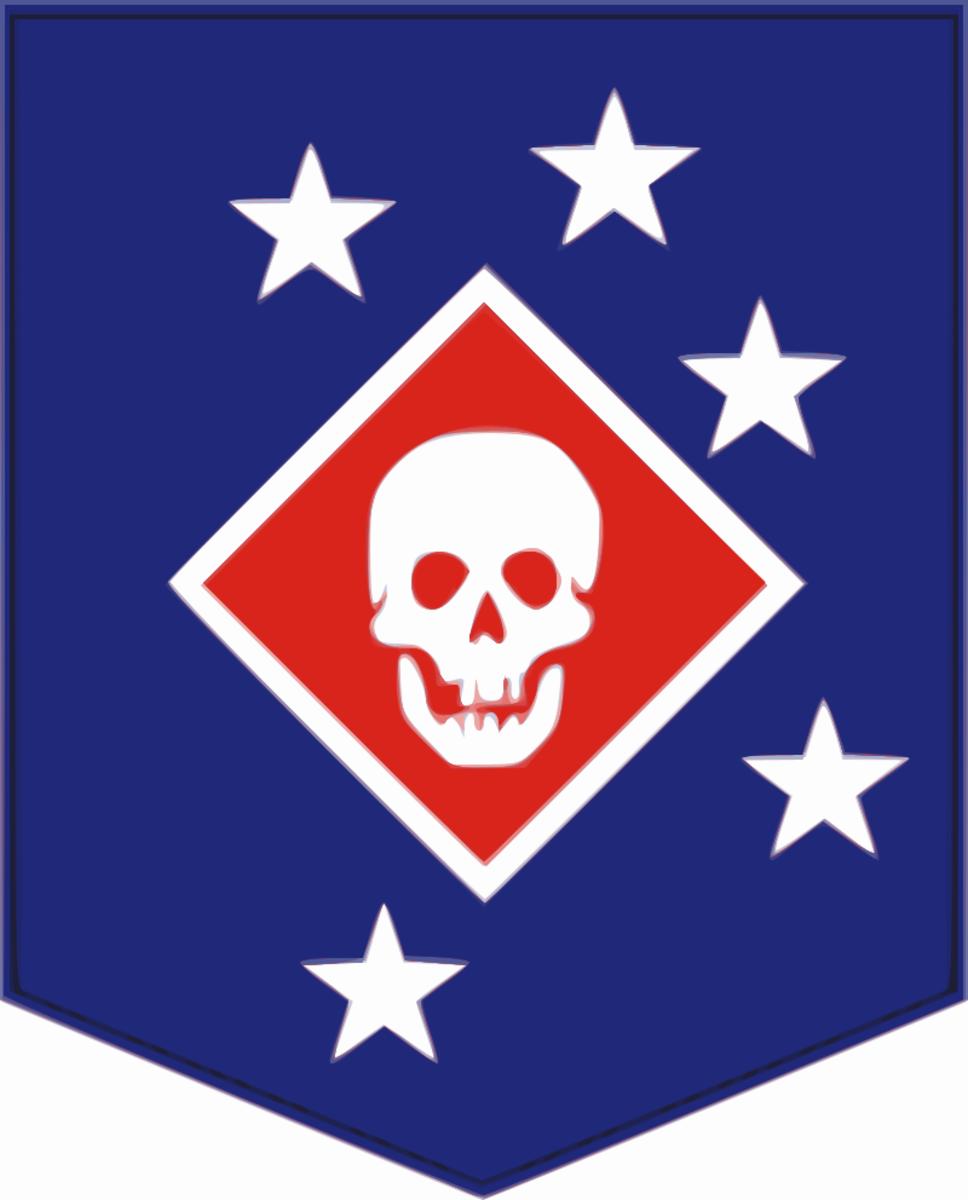 Marine Raiders Patch.