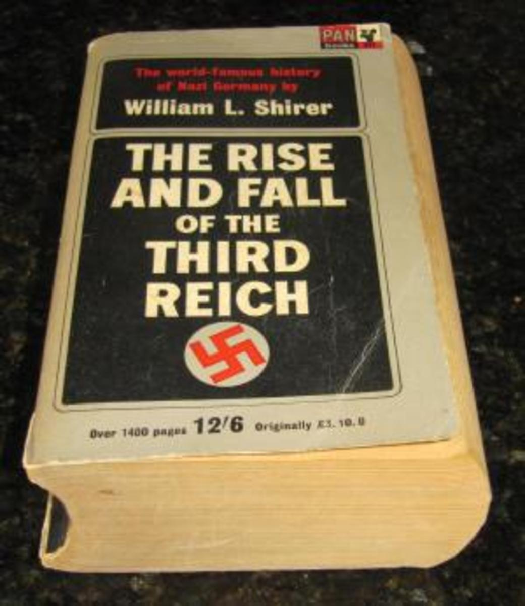 from abebooks.co.uk: a copy of William Shirer's definitive book on the subject.