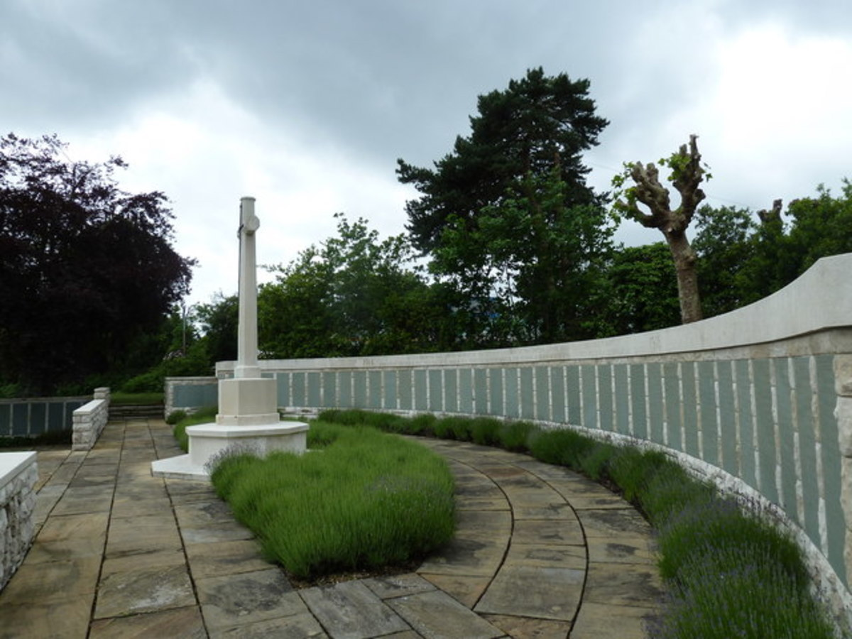 The names of many of the men lost in the SS Mendi disaster are listed at Southampton's Hollybrook memorial.