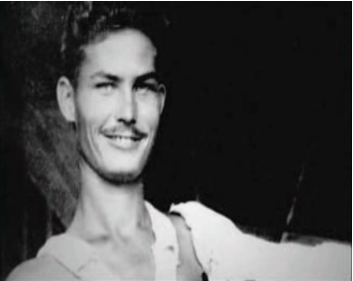 Desmond Doss, following World War II.