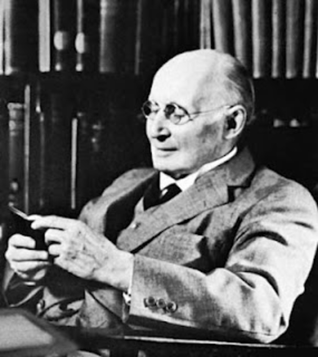 Alfred North Whitehead (1936)