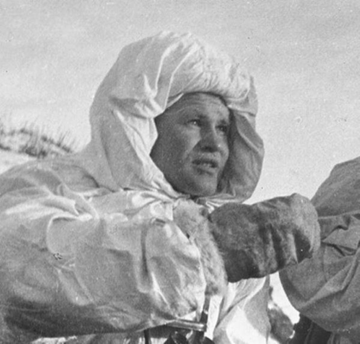 Vasily Zaytsev.