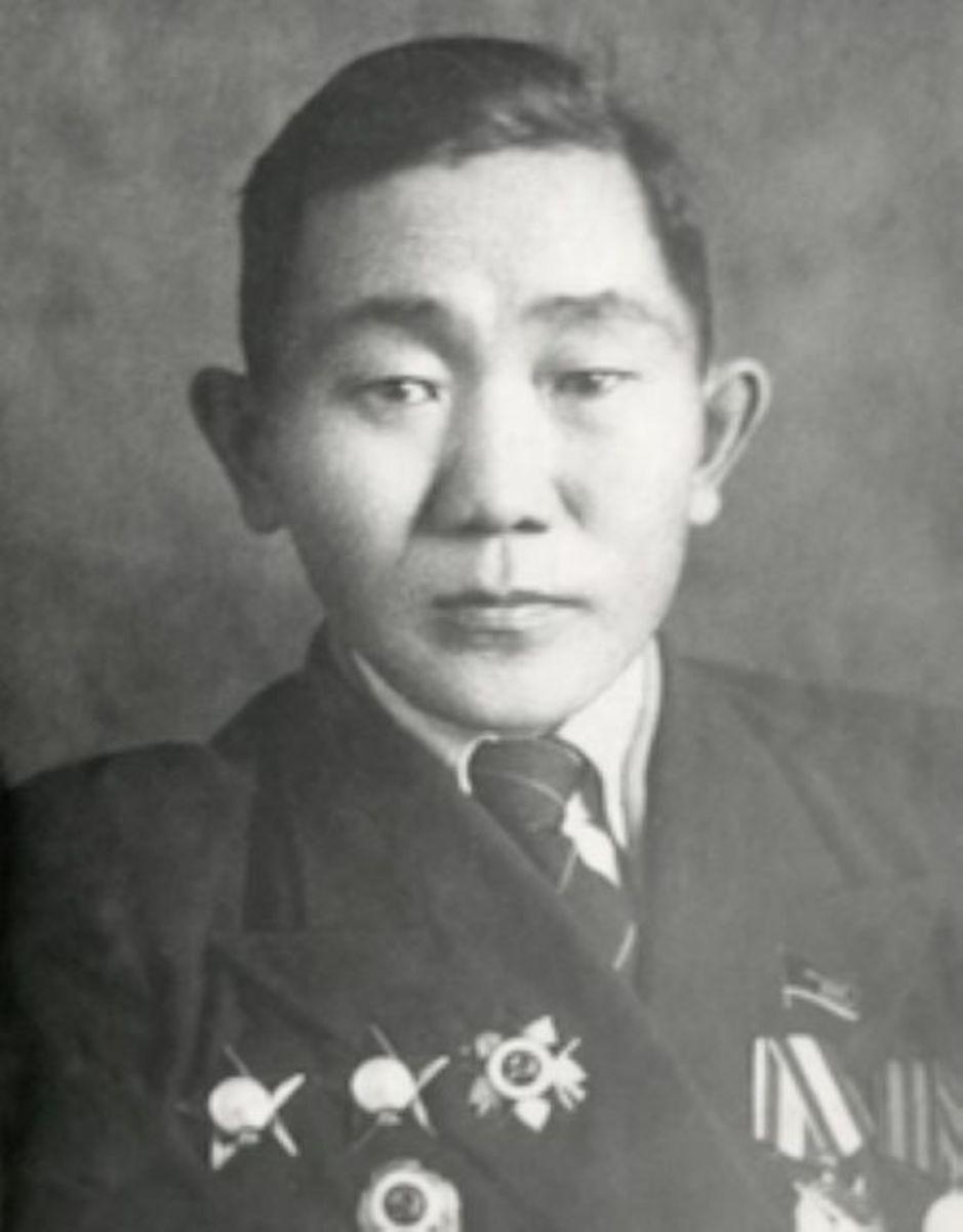 Fyodor Okhlopkov.